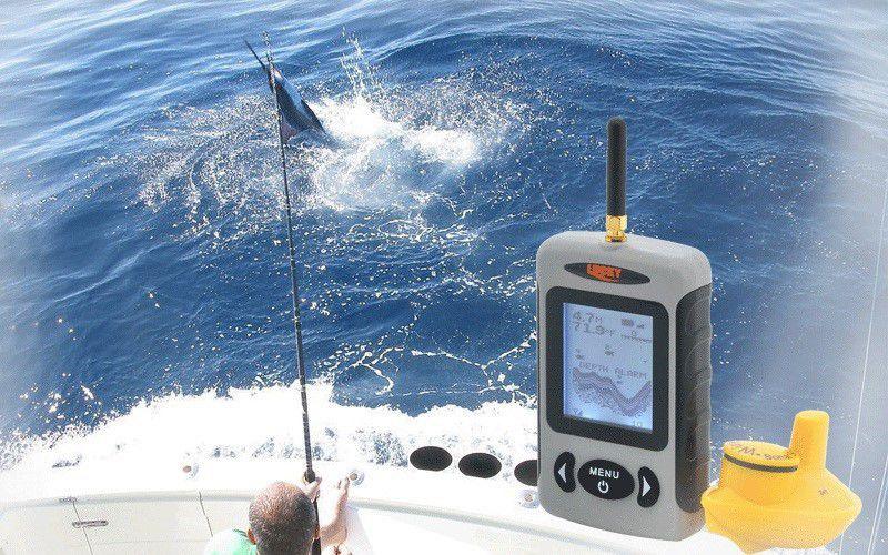 Как работает эхолот для рыбалки – основной принцип действия