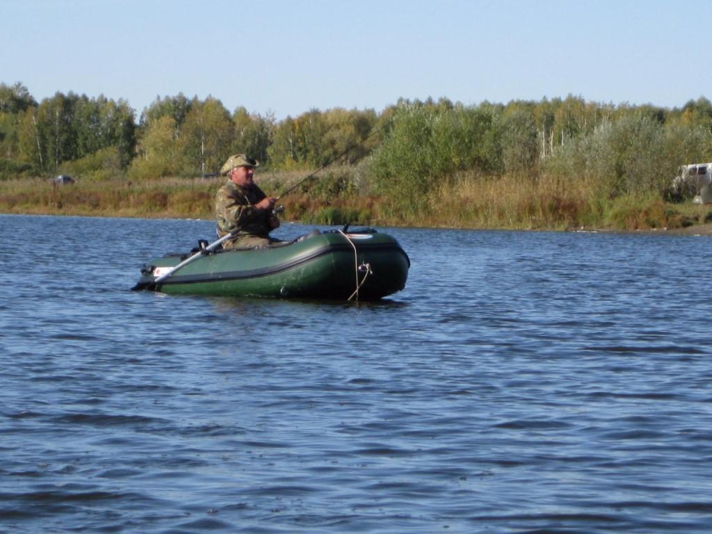 Отличная рыбалка на озере Шибаево на Алтае