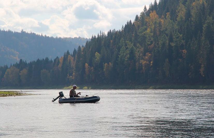 Озера Башкирии для рыбалки – настоящий рай