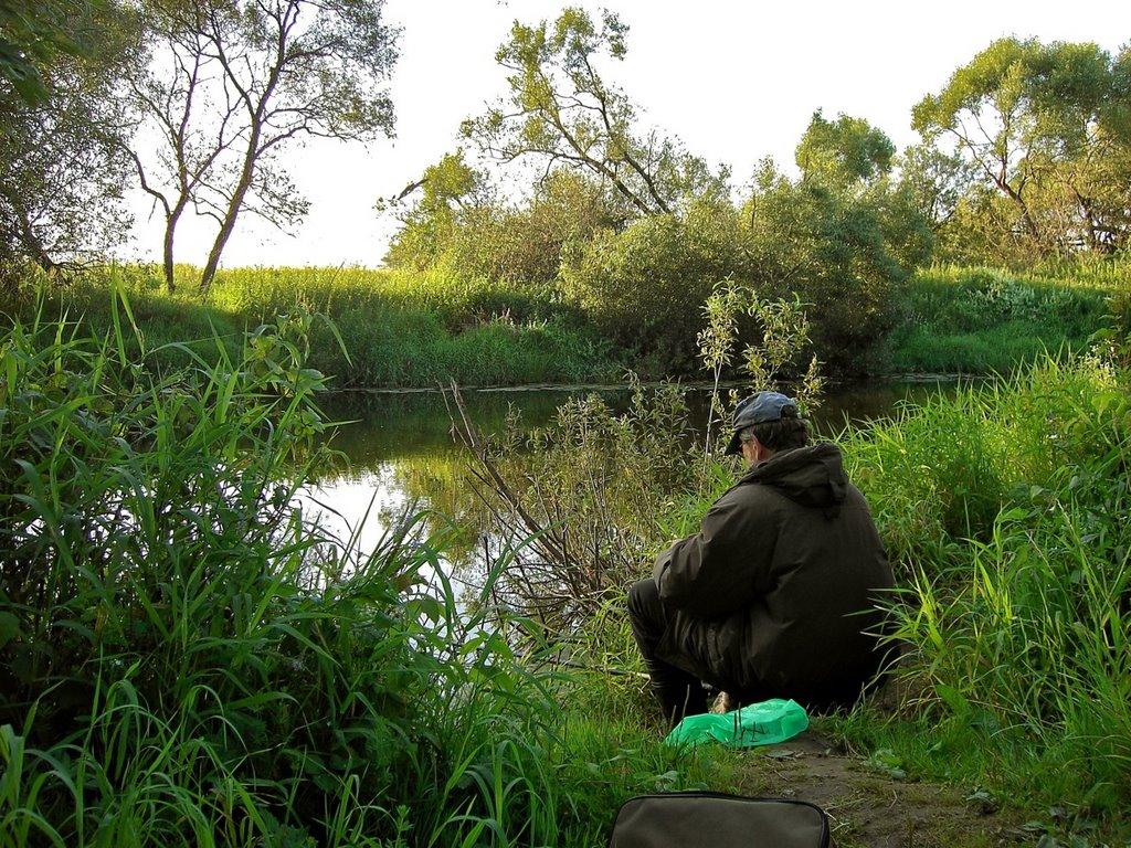 Рыбалка круглый год на реке Протва