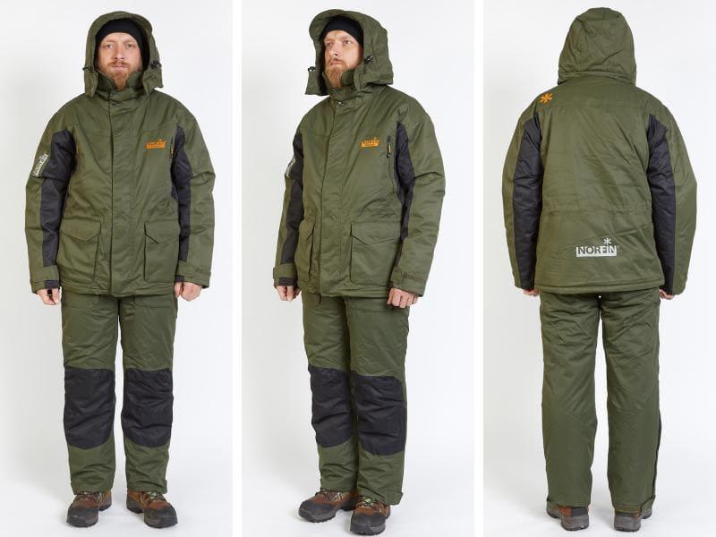 Правила выбора одежды для рыбалки