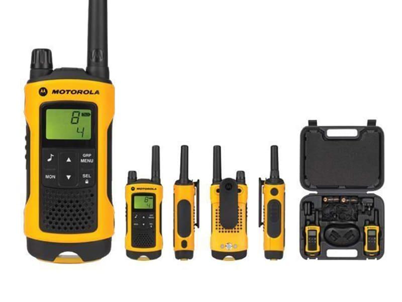 Радиостанция на рыбалке. Удобство и преимущества.
