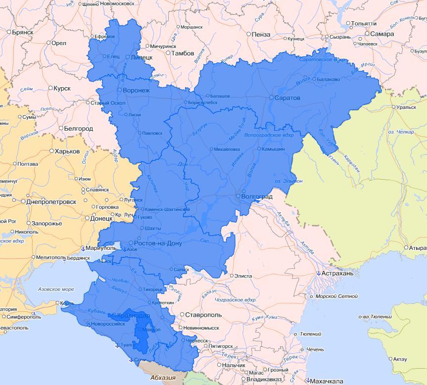 Азово-Черноморский бассейн
