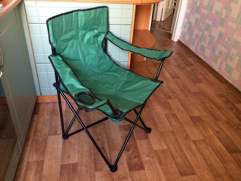 Рыбацкий стул – удобный элемент отдыха на рыбалке!