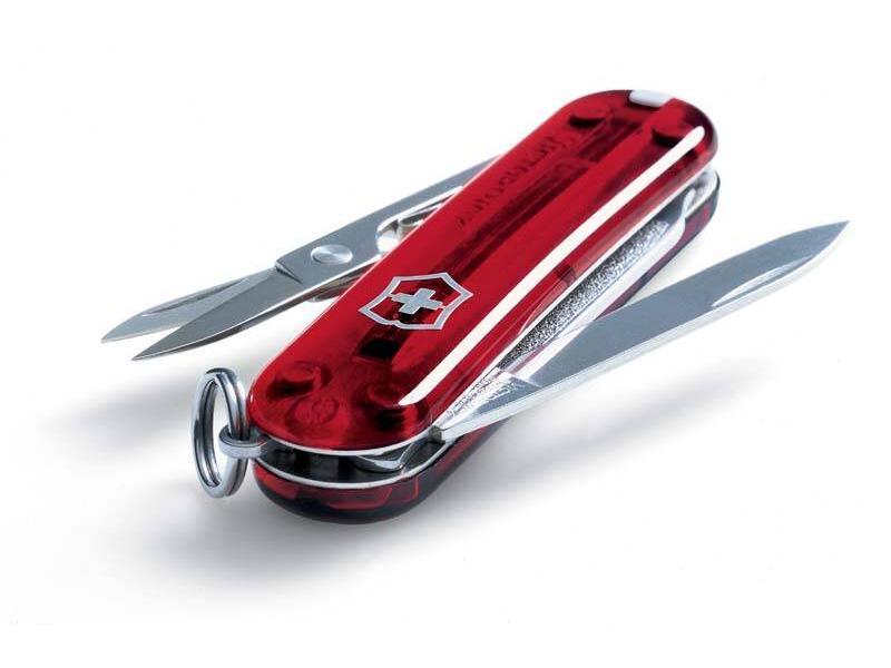 Компактный инструмент для резки - складной нож