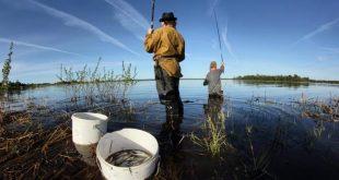 Особенности рыбной ловли в апреле