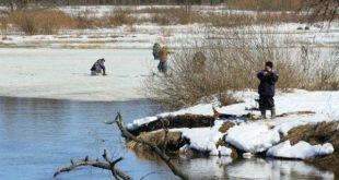 Особенности рыбной ловли в марте