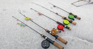 Удилище для зимней ловли