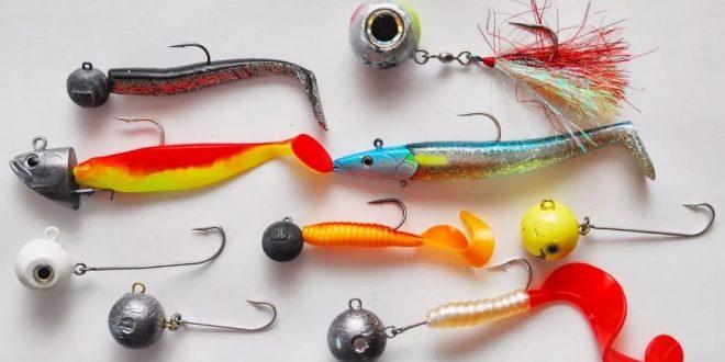 Джиг головки: Виды, формы и описание джиг головок. Применение джиг головок и как их использовать на рыбалке