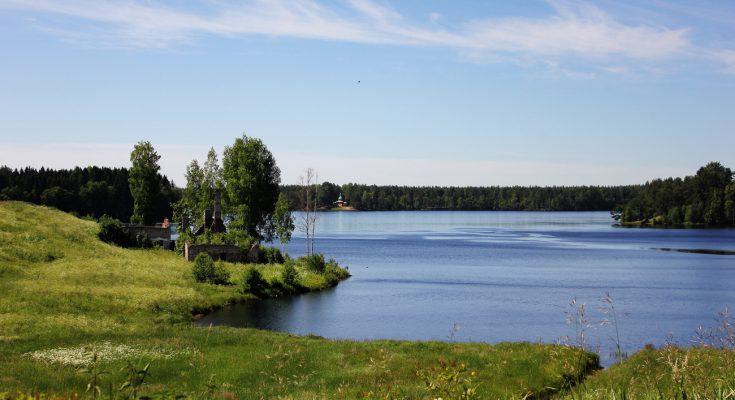 Рыбалка круглый год на озере Рощинском