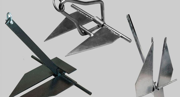 Создаем якорь для лодки ПВХ своими руками: чертежи, материалы и советы