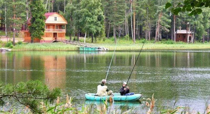 Рыбалка на озере Рытое в Национальном парке «Смоленское поозерье»
