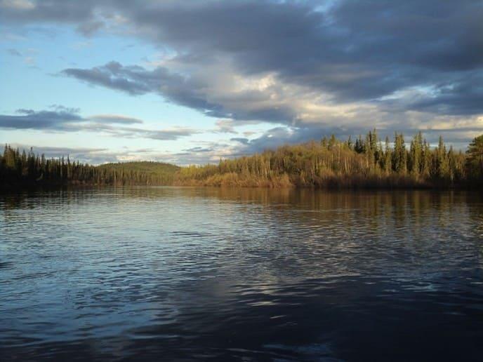 Река Лотта