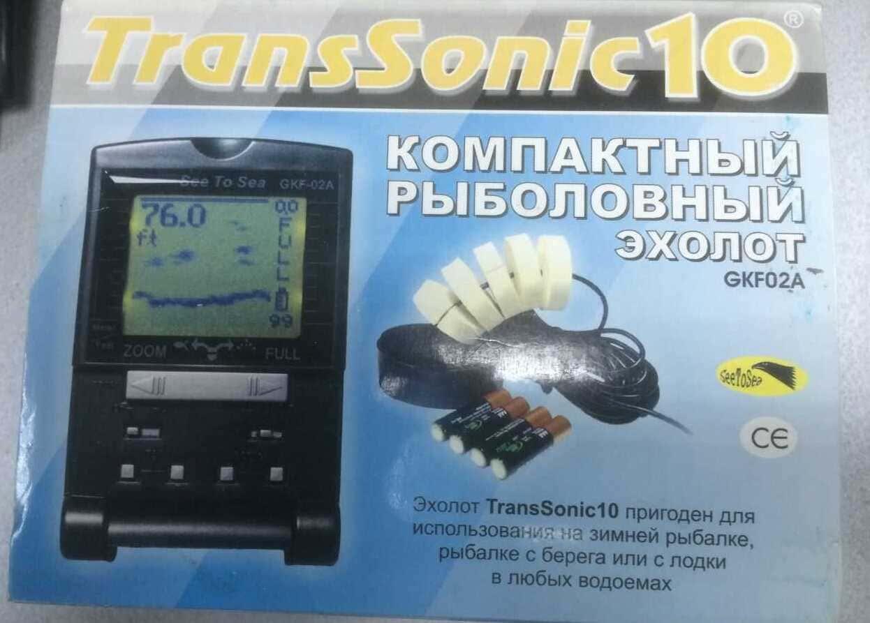 Эхолот Transsonic