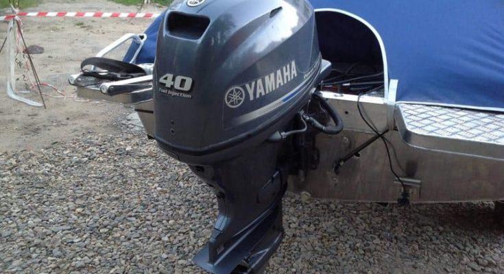Преимущества и технологии четырехтактного лодочного мотора Yamaha