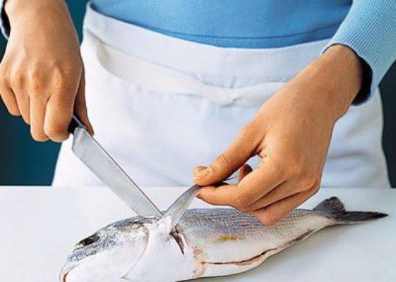 Чистим рыбу быстро и с удовольствием