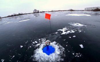 Зимняя рыбалка на жерлицы