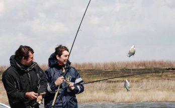 Выбор места рыбалки весной
