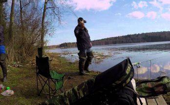 Отличная рыбалка на Торбеевском озере