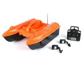 Радиоуправляемая лодка для рыбалки – ее особенности и преимущества