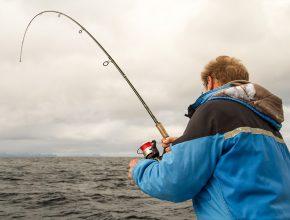 Способы вываживания рыбы